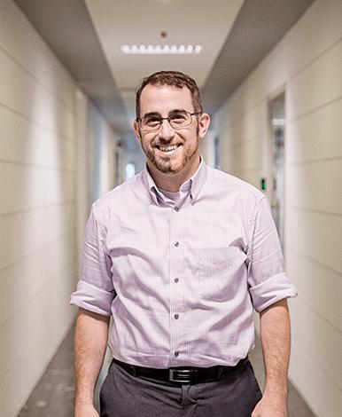 Keith Gaugler, Senior English Language Teacher