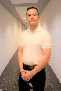 Matthew Plant, Senior English Language Teacher