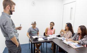 英语会话课程