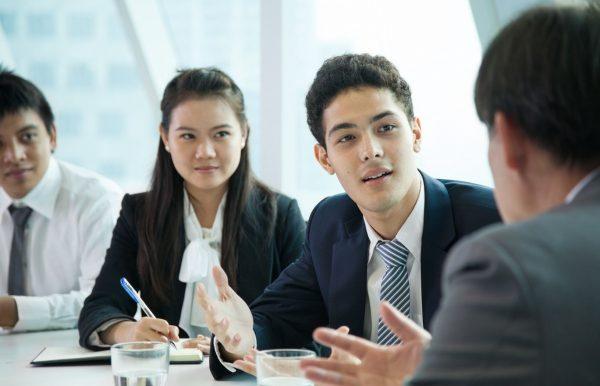 新加坡职场商务英语课程 | 提高商务英文表达能力与技巧