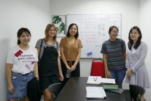 Learn Chinese Mandarin in Singapore