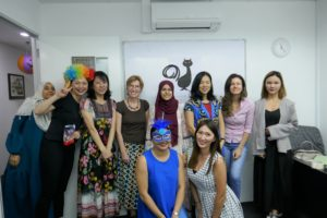 新加坡成人英语课程