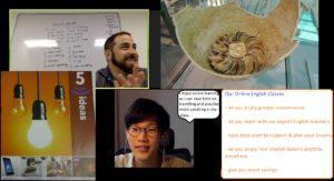 视频在线英文课 @ 新加坡国际英语学院