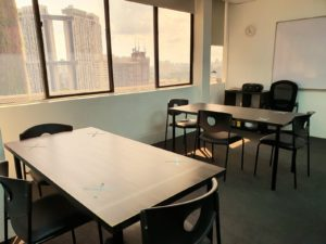 Clean & Spacious Classrooms at School of Language International
