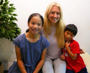 English & Chinese Classes for Kids