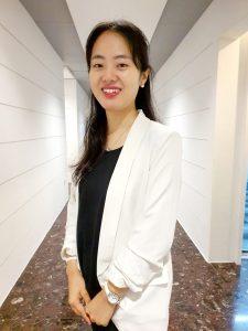 Serena Wang, Chinese Language Teacher